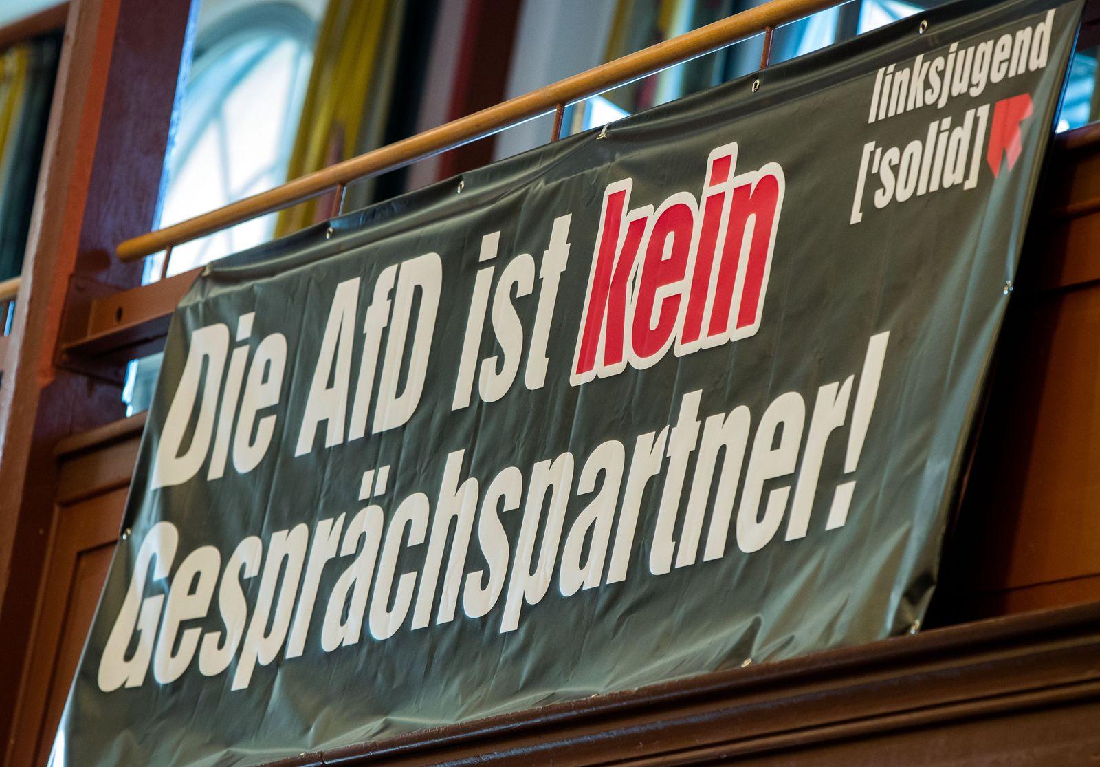 Linke-Landesparteitag nach Landtagswahl