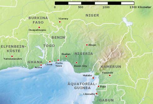 Westafrika: Die Knochen des toten Jungen verrieten den Forschern, in welchen drei Gegenden er aufgewachsen sein kann