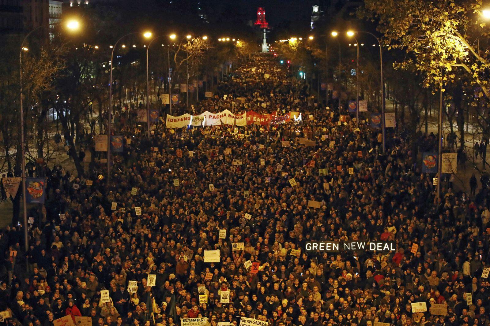 Madrid/ COP25