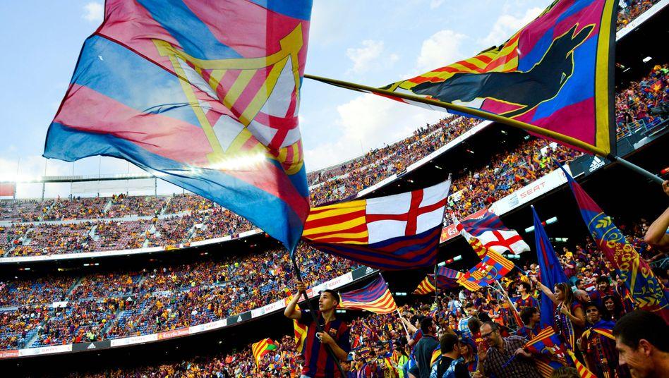 Barça-Fans vor dem Pokalfinale: Der Klub spricht von einer ungerechten Strafe