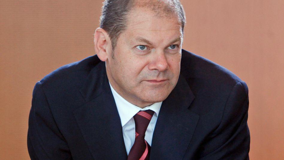 Olaf Scholz: Der Noch-Arbeitsminister will mehr Macht in der SPD
