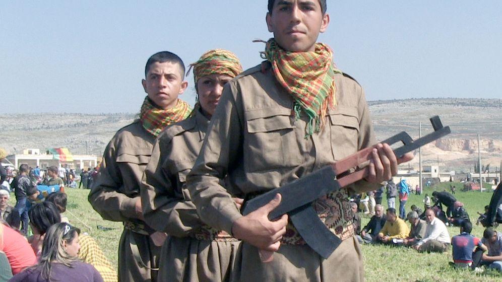 Bürgerkrieg in Syrien: Der Kampf der Kurden