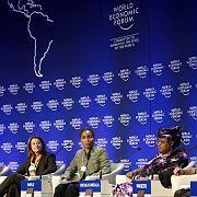"""Podium in Davos: """"Europa könnte gestärkt aus dieser Krise hervorgehen"""""""