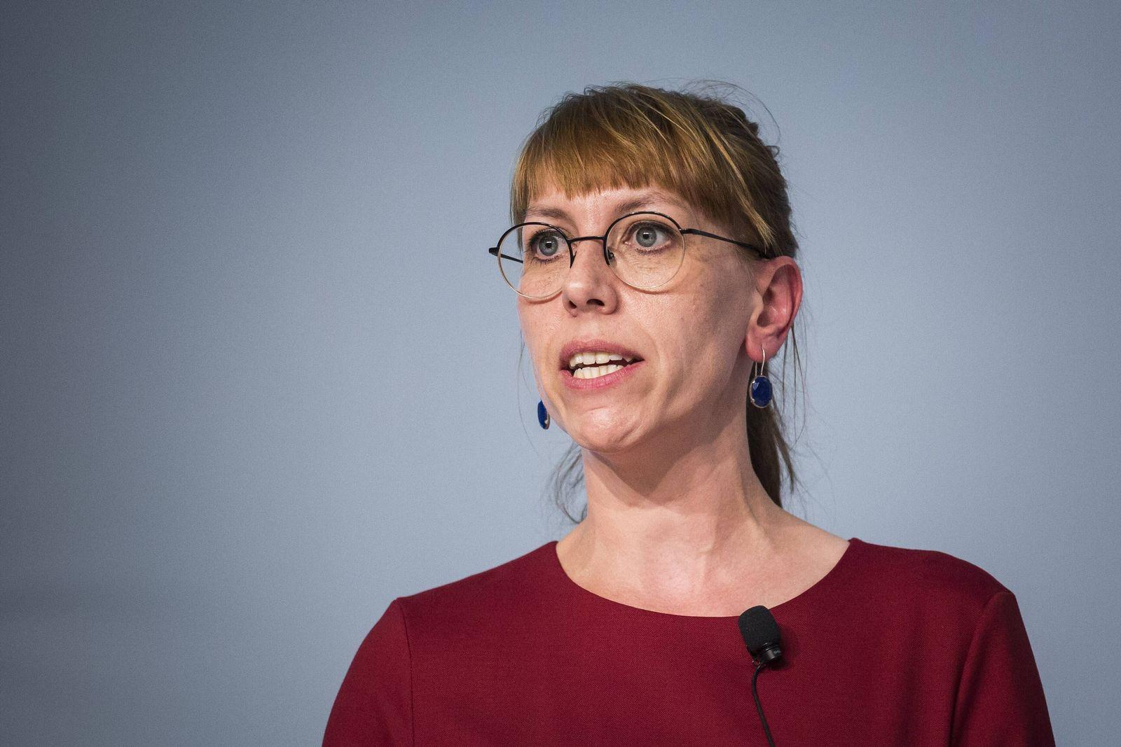 EINMALIGE VERWENDUNG Grüne/ Katja Meier