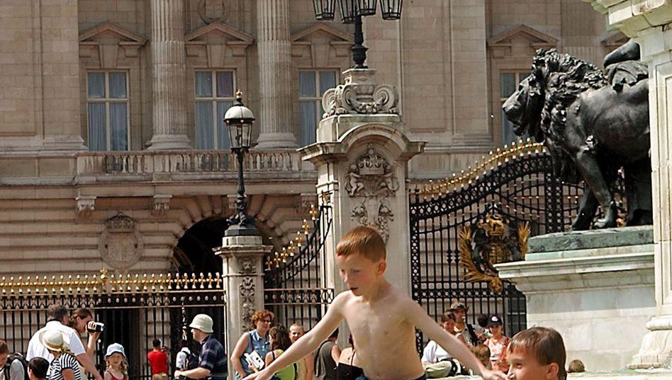 Hitzewelle in London: In Rose Tremains Roman scheint auffallend oft die Sonne