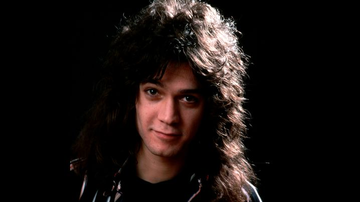Eddie Van Halen: Freude am Überschwang