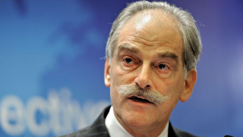 IWF-Manager John Lipsky: Zugeknöpft und ruhig