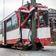 Straßenbahn entgleist - Fahrer schwer verletzt