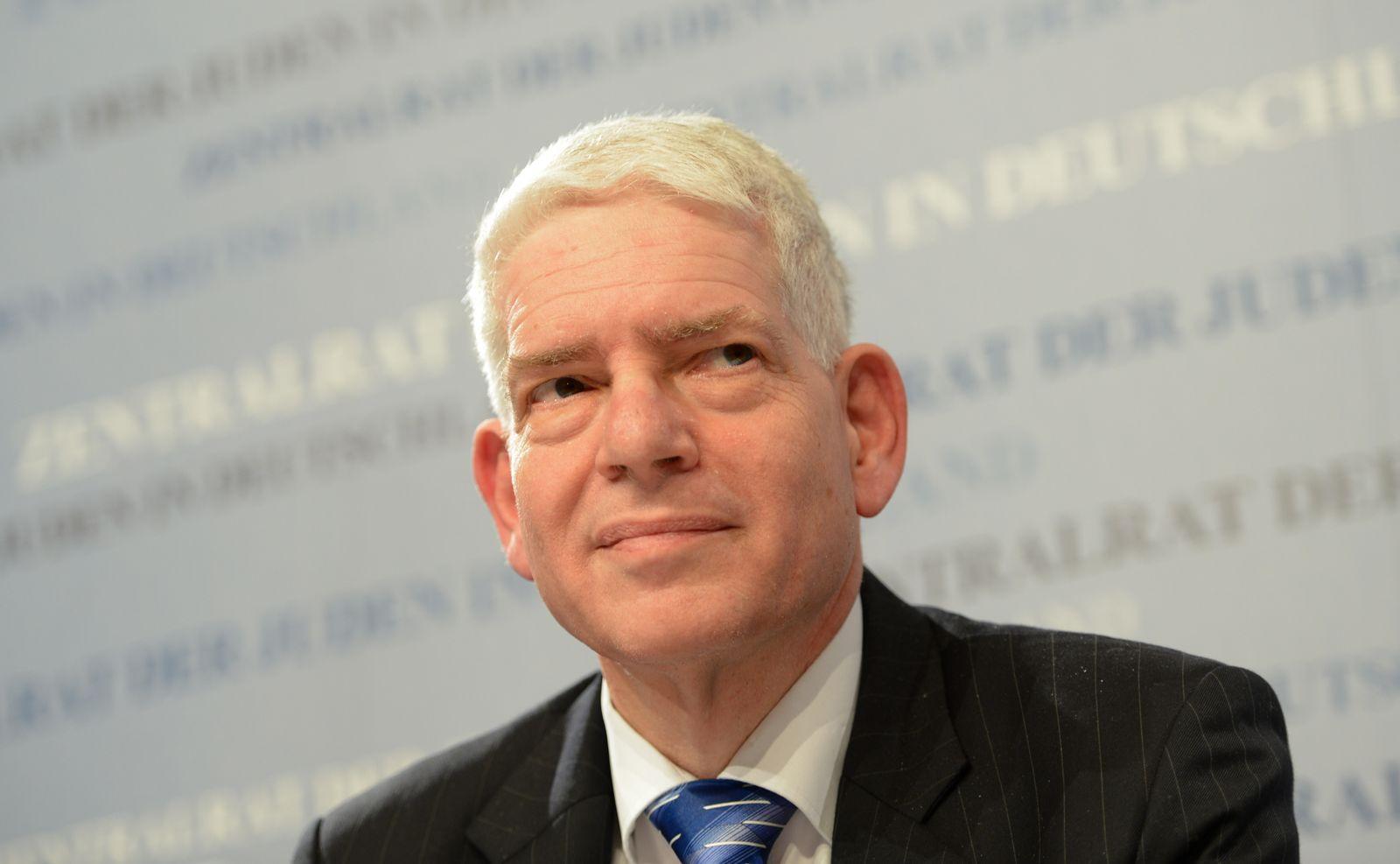 Zentralrat der Juden - Josef Schuster