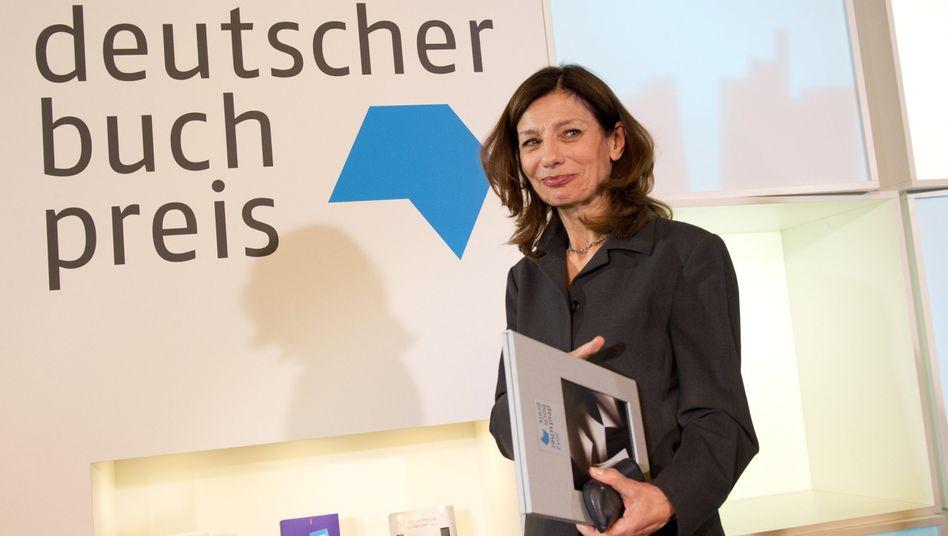 """Die Schriftstellerin Ursula Krechel: """"Denkmal in Denk- und Sprachräumen"""""""