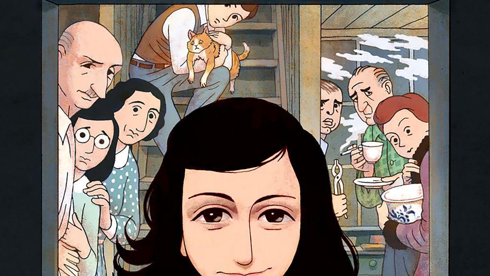 """Comic-Bestseller 2019: Von """"Anne Frank"""" bis """"Lady Mechanika"""""""