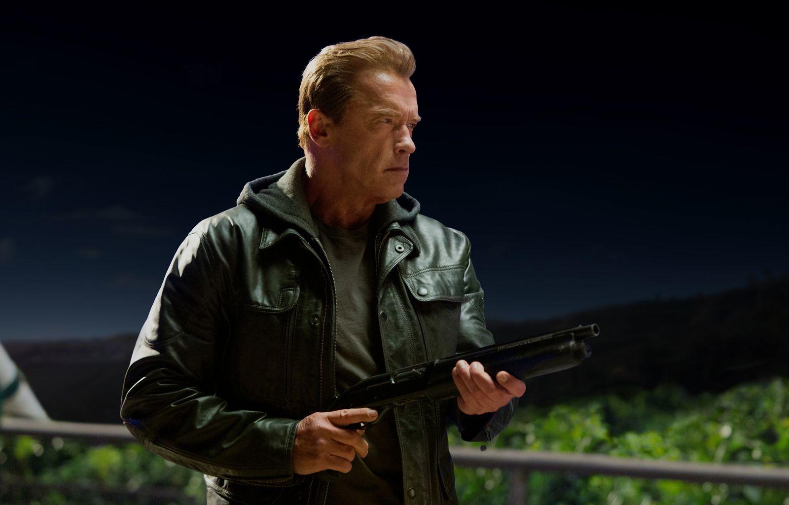 EINMALIGE VERWENDUNG Film/ Terminator Genisys