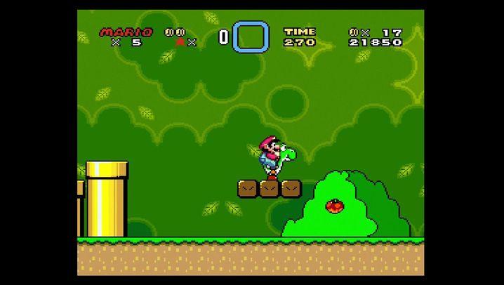 Klassiker und mehr: Diese Spiele sind auf dem Mini-SNES