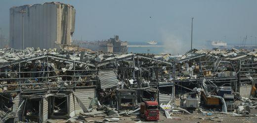 Beirut: Deutschland sichert Libanon schnelle Hilfe zu