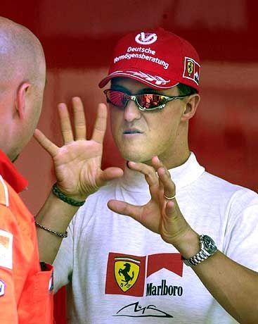 """Michael Schumacher in Budapest: """"Es wird hart zur Sache gehen"""""""