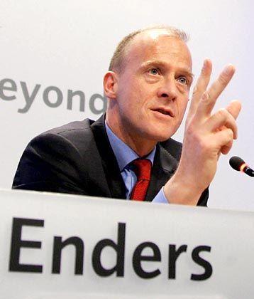 """Airbus-Chef Enders: """"Die ersten Bagger dürften schon in den nächsten zwei Monaten anrücken"""""""