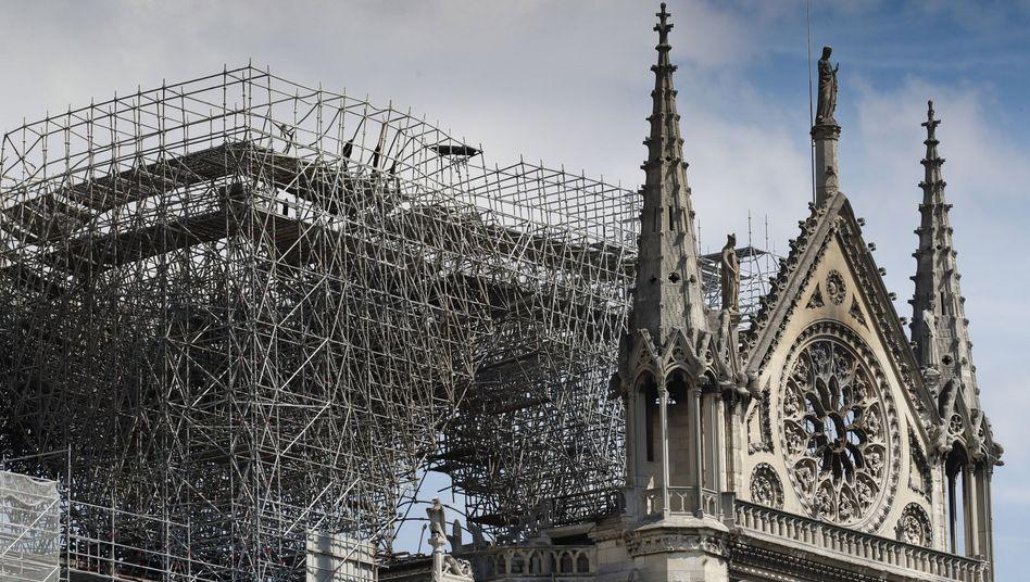 Notre-Dame: Epizentrum des französischen Zentralismus