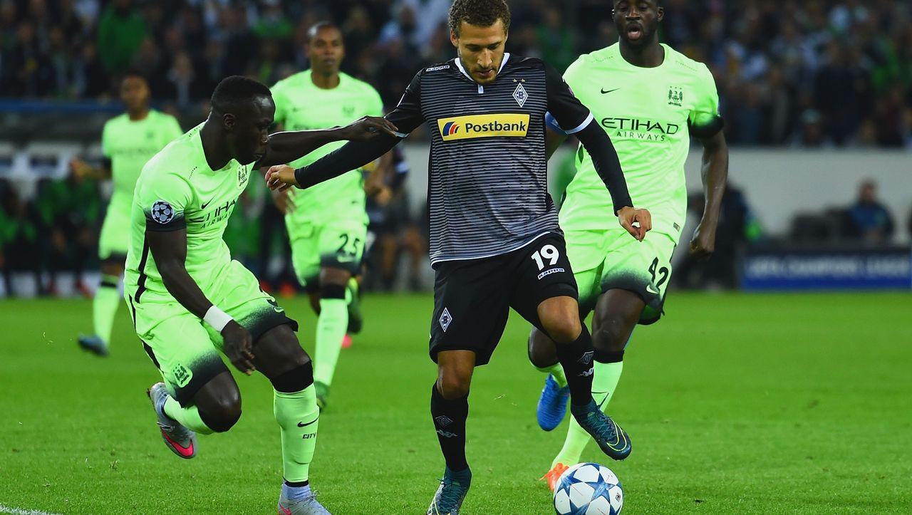 Manchester City Gegen Gladbach