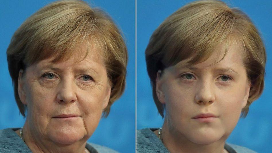 Die FaceApp kann Personen auf Fotos zum Beispiel jünger aussehen lassen