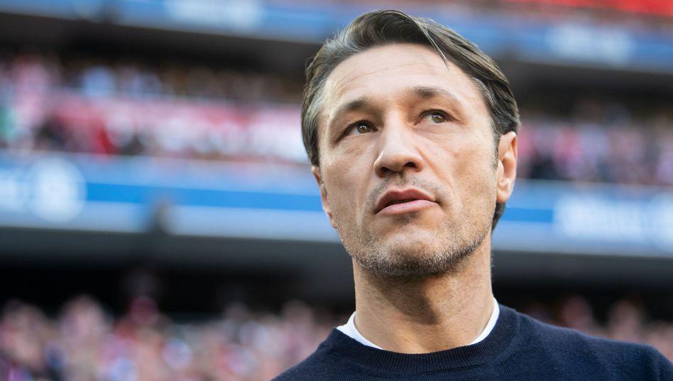 Trainer Niko Kovac: Aus nach eineinhalb Jahren