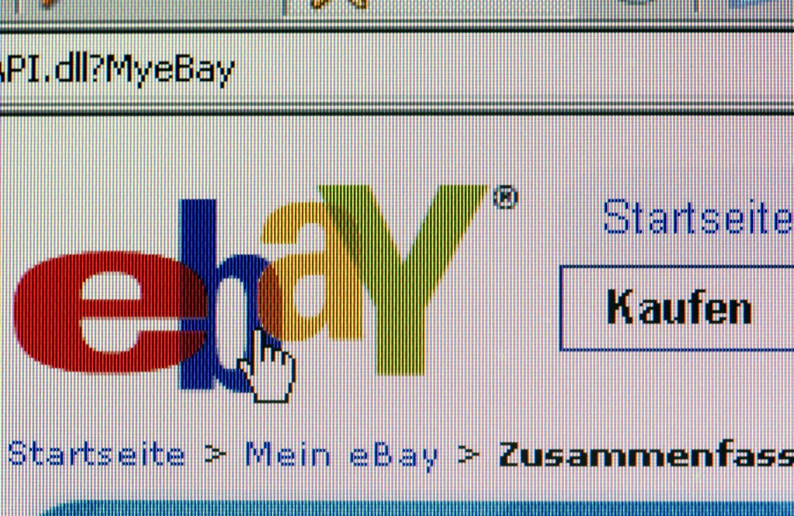Internet-Auktionshaus ebay