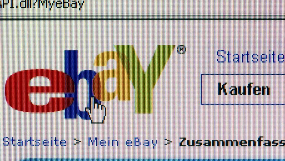 """Ebay-Seite: """"1. Dienstag nach 28-Tage-Frist nach Zahlungseingang bei Ebay"""""""