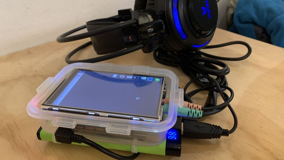 Selbstgebautes Smartphone