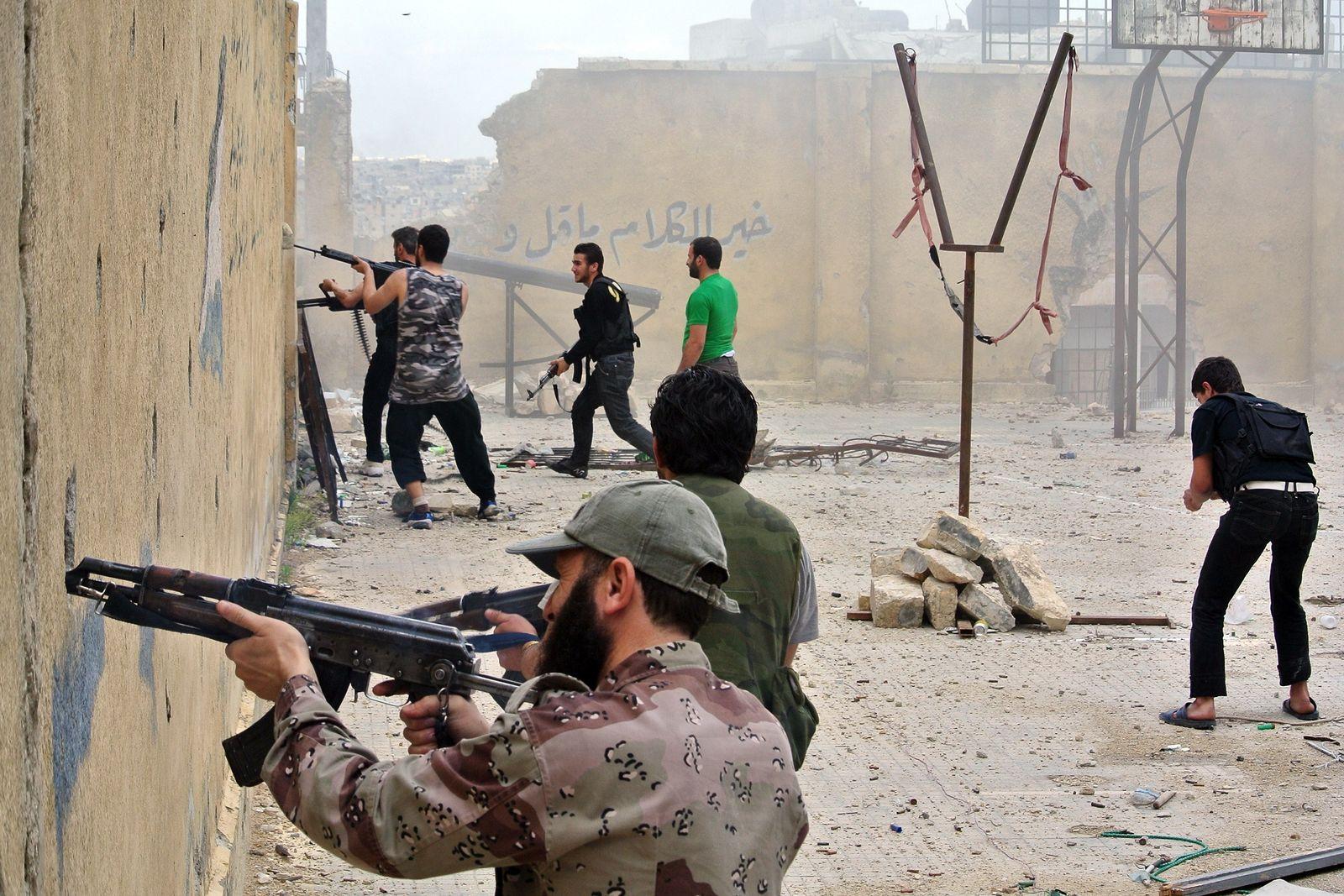 Syrien / Krieg