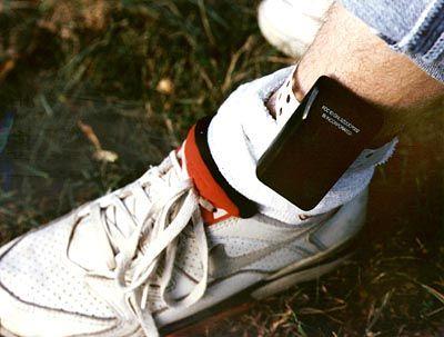 Elektronische Fußfessel: Nur ein alter Textbaustein?
