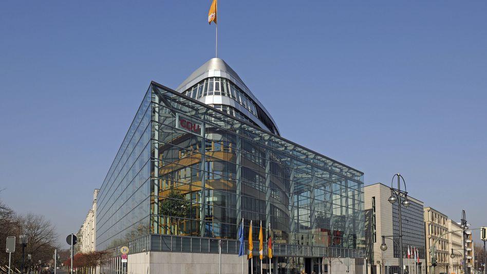CDU-Parteizentrale in Berlin
