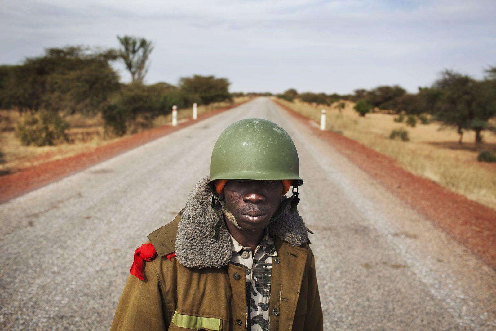 Mali / Soldat