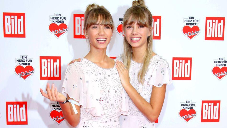 Influencerinnen Lisa und Lena: Ein Duo mit Millionen Fans