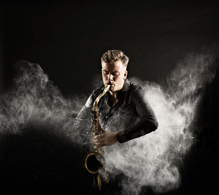 """Saxofonist Marius Neset: """"Einer der aufregendsten Künstler der """""""