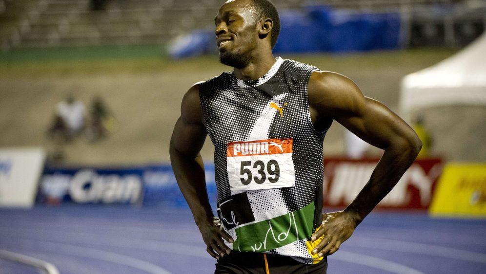 100-Meter-Finale in Jamaika: Duell der Giganten