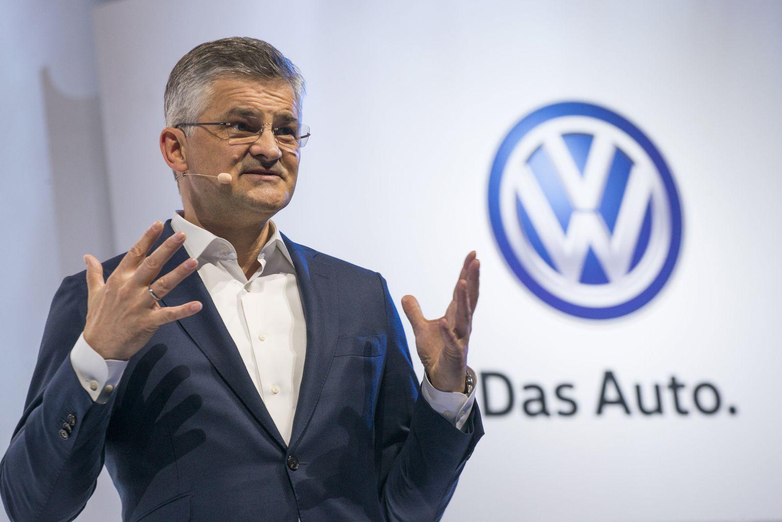 MIchael Horn / Volkswagen / VW