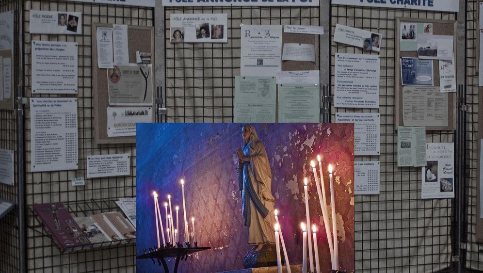Houellebecq-Ausstellung: Leid und Obsessionen