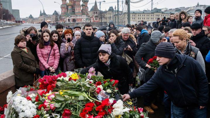 Boris Nemzow: Anschlag auf Oppositionsführer
