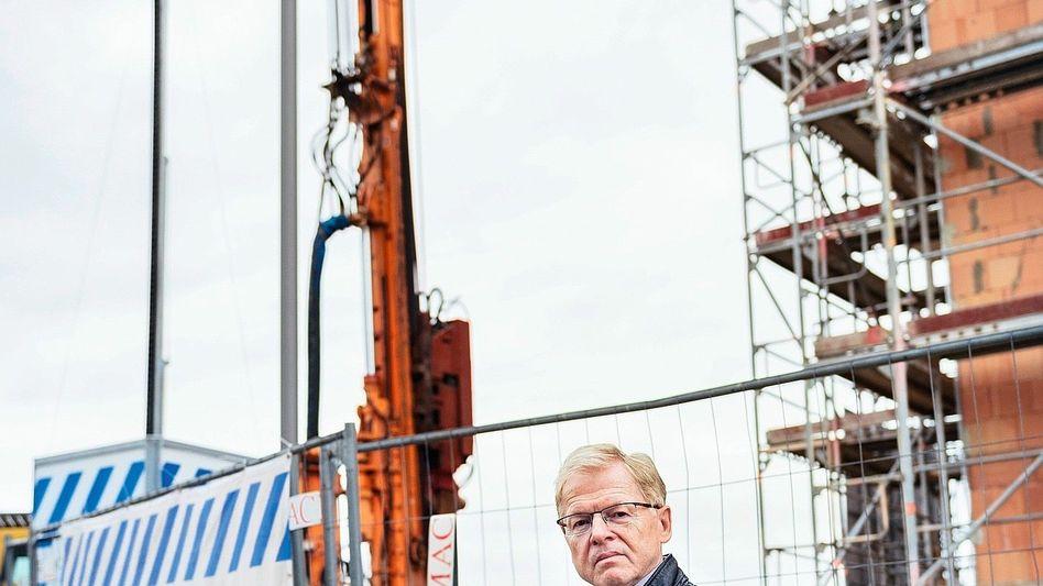 Baugutachter Knoll in Leipzig: »Niemand macht etwas dagegen«