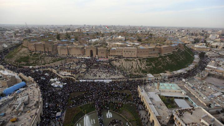 Nordirak: Misstrauen in Arbil