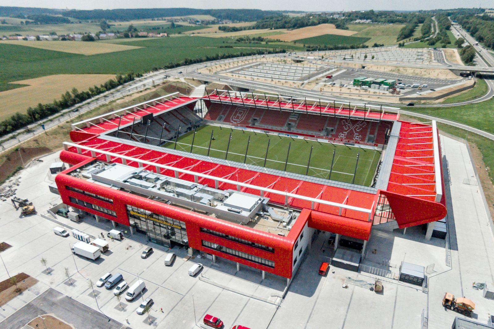 Continental-Arena / Regensburg