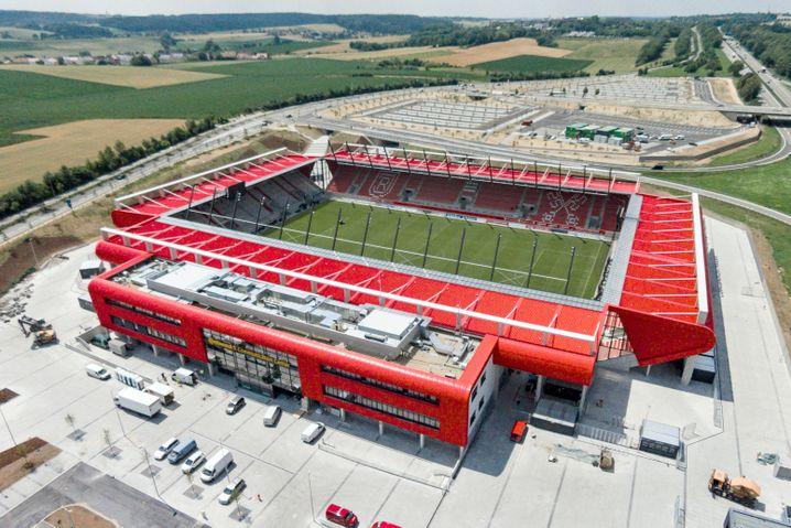 Continental-Arena in Regensburg