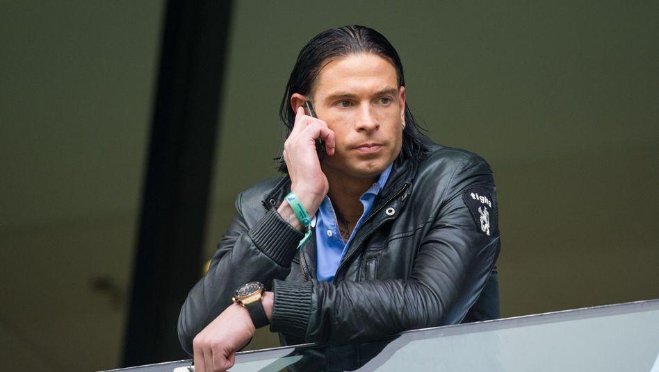Hoffenheim-Torwart Wiese: Rückkehr ins Mannschaftstraining