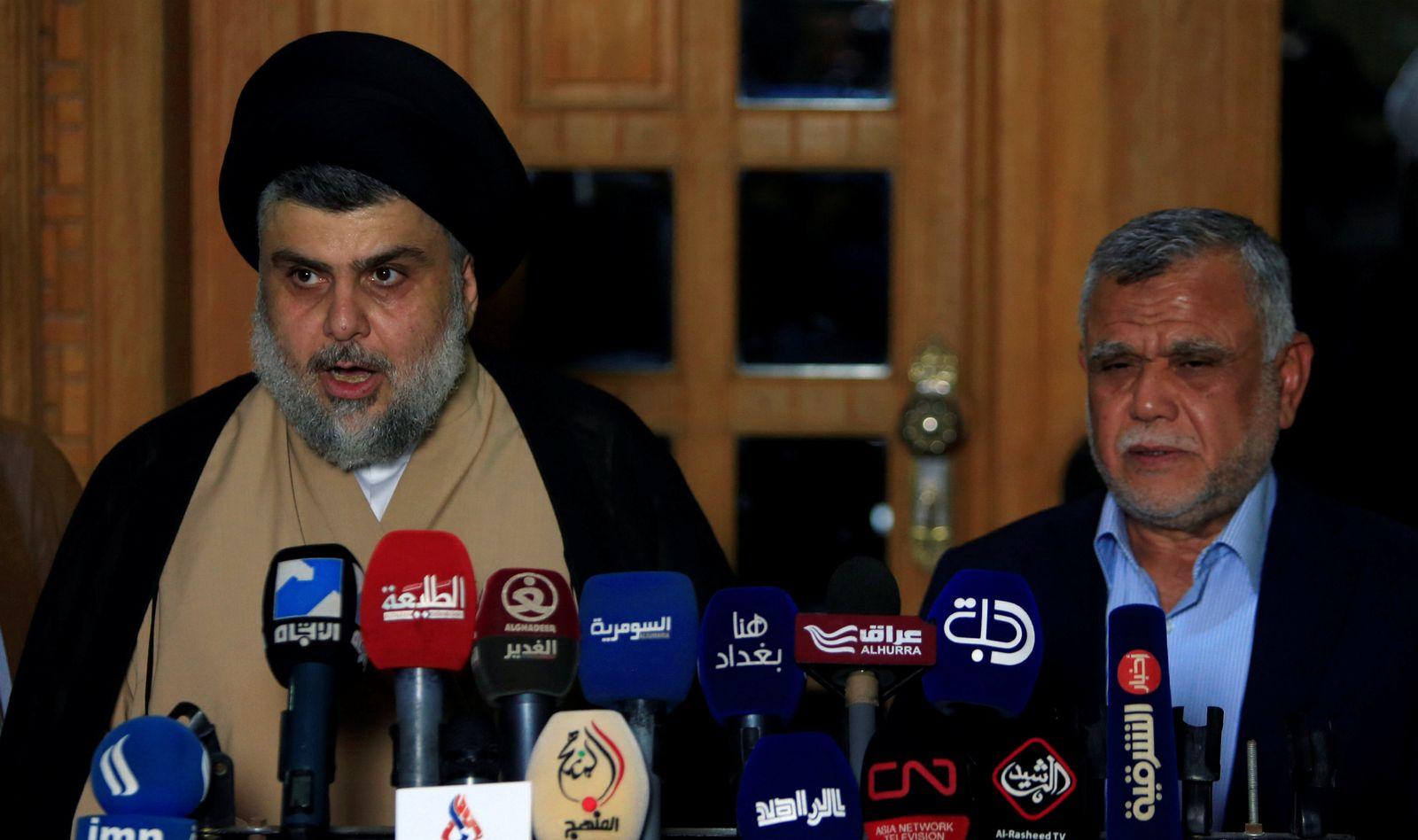 Irak/Muktada al-Sadr