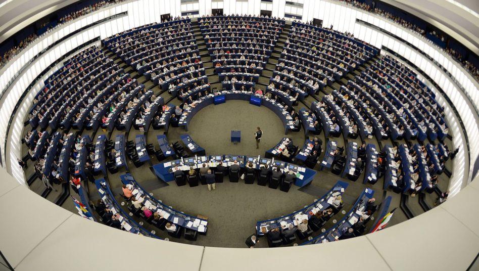 """EU-Parlament (in Straßburg): """"Ein Sieg für Europas Bürger"""""""