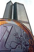 EZB in Frankfurt: Die Notenbanker bewahrten die Ruhe
