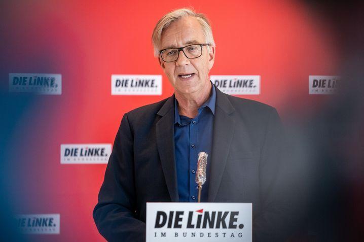 """Fraktionschef Dietmar Bartsch: """"Die Linke wird die Nato nie auflösen"""""""