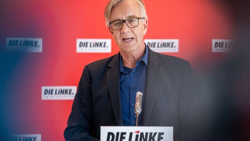 Linksfraktionschef Bartsch