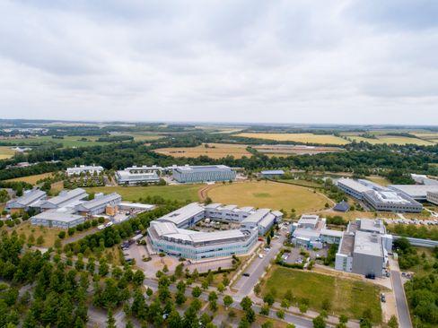 AstraZeneca-Zentrale in Cambridge