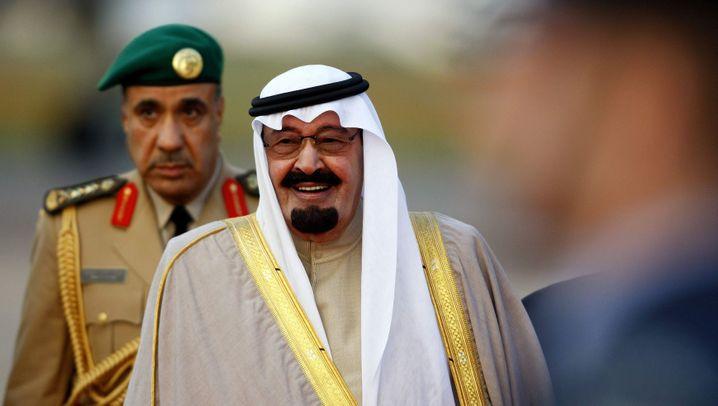 Saudi-Arabien: Die Welt der Saudis