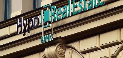Zentrale der Hypo Real Estate: Der Crash konnte verhindert werden